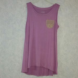LOGO by Lori Goldstein swing tank SMALL NWOT